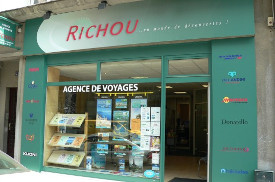 voyage richou